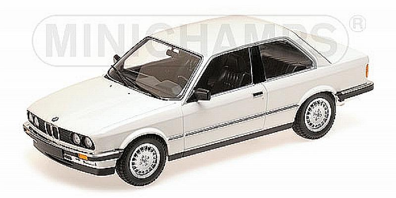 BMW 323i 1982 (White) by minichamps