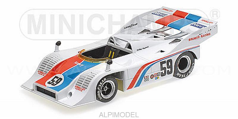 Porsche 917/10 Brumos Can-Am Challenge Cup Mid Ohio 1973  Haywood by minichamps
