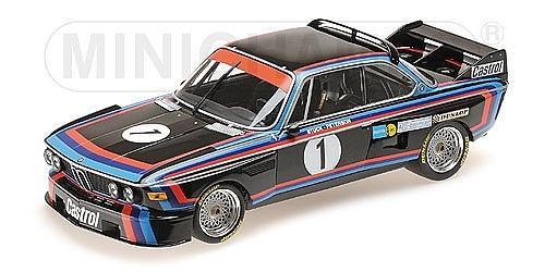 BMW 3.0 CSL Winner Norisring Trophae 1974 H.J.Stuck by minichamps