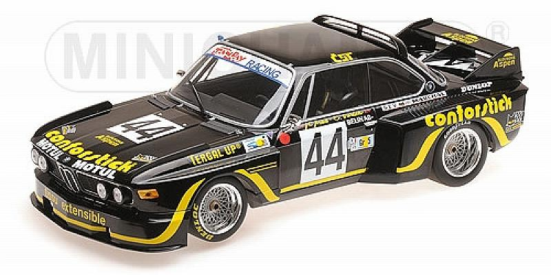 BMW 3.5 CSl Tanday Music #44 Le Mans 1976 Justice - Belin by minichamps