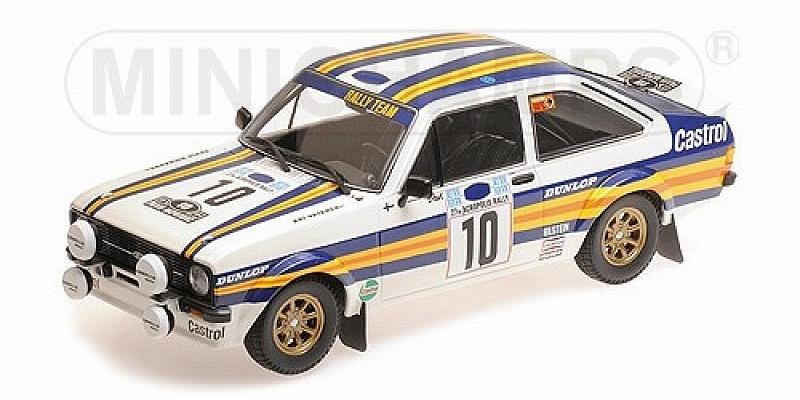 Ford Escort RS1800 Rally Acropolis 1980 Vatanen - Richards by minichamps