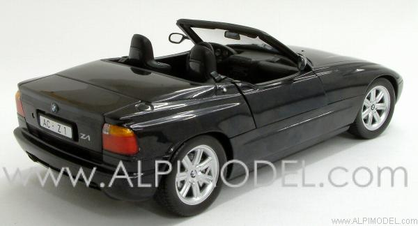 MINICHAMPS 180020100 BMW Z1 1988 (Black) 1/18