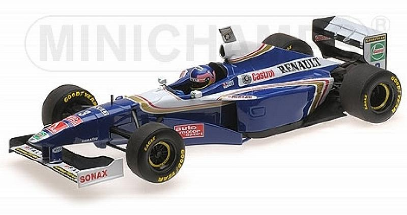 Williams FW19 Renault World Champion 1997 Jacques Villeneuve by minichamps