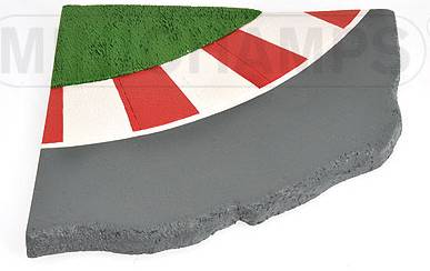 Curve 90� Race Track - for MotoGP Bikes by minichamps
