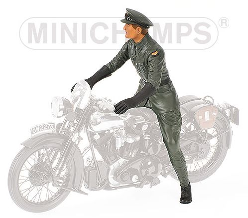 Figurine T.E. Lawrence  1932 by minichamps