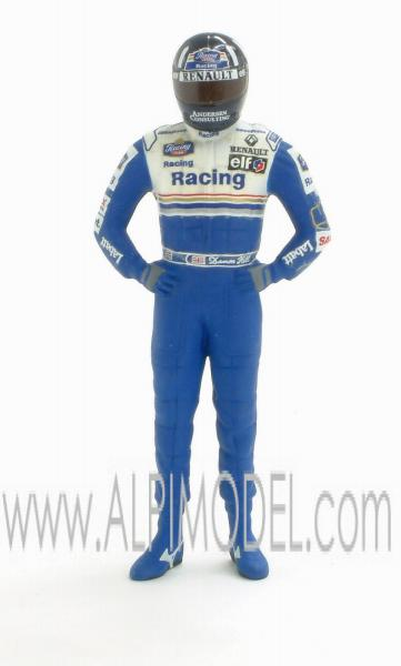 Damon Hill World Champion 1996 figure by minichamps