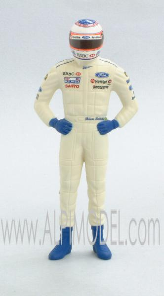 Rubens Barrichello 1997 figure by minichamps
