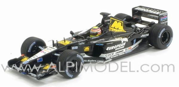 Minardi European PS01 2001 A. Yoong by minichamps
