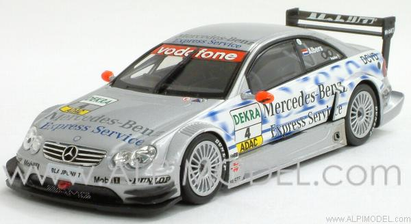 Mercedes CLK Team AMG C.Albers  DTM 2003 by minichamps