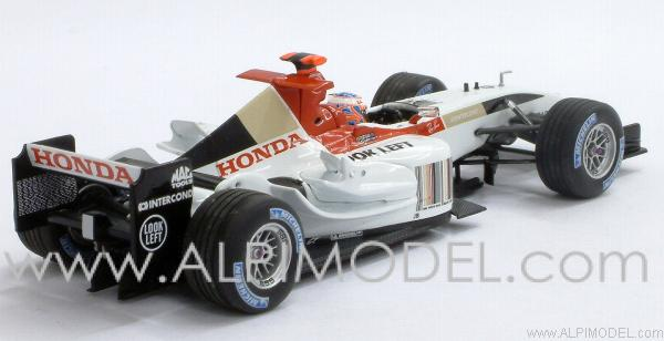 BAR 006 Honda Jenson Button 2004 - minichamps