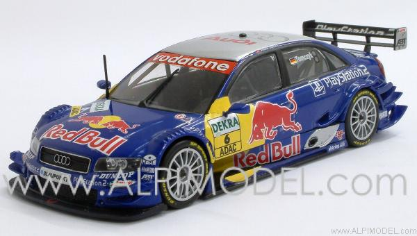 Audi A4 DTM 2004 M. Tomczyk by minichamps