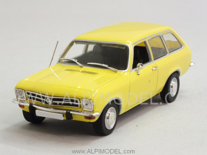 Opel Ascona Voyage 1970 Yellow by minichamps