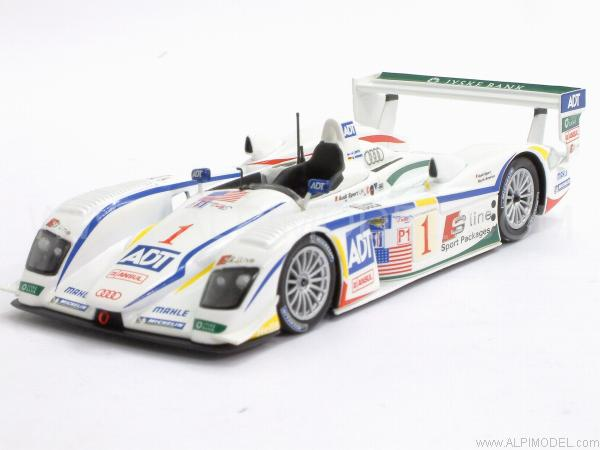 Audi R8 Team Champion Letho Winners GP of Atlanta 2005 by minichamps