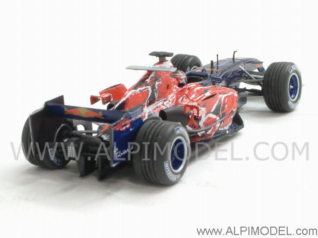 Toro Rosso STR1 2006 Scott Speed. - minichamps