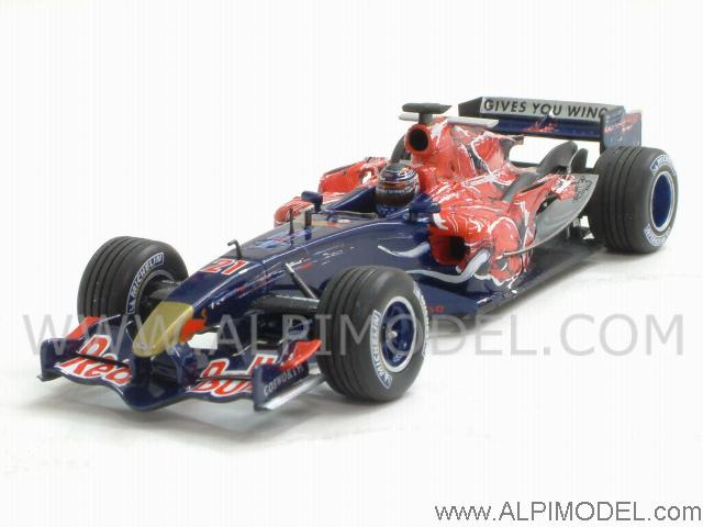 Toro Rosso STR1 2006 Scott Speed. by minichamps