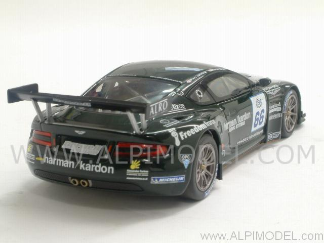 Aston Martin DBRS9 #66 FIA GT Spa Francorchamps 2006 Rich - Johnson - minichamps