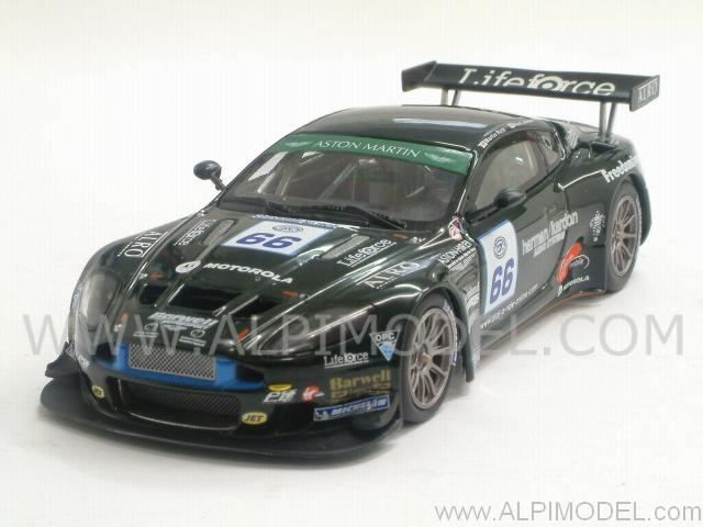 Aston Martin DBRS9 #66 FIA GT Spa Francorchamps 2006 Rich - Johnson by minichamps