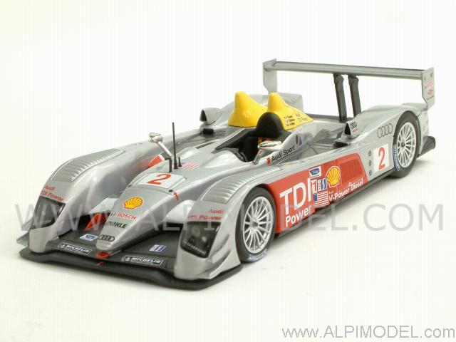 Audi R10 Winner 12h Sebring 2006 Capello Kristensen McNish by minichamps
