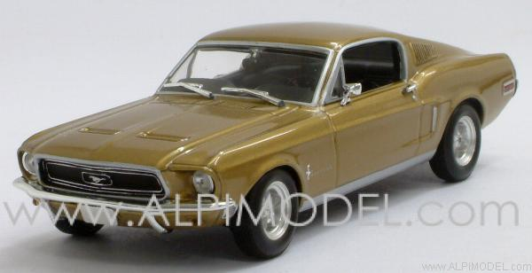 ford mustang fastback 2+2 1:43