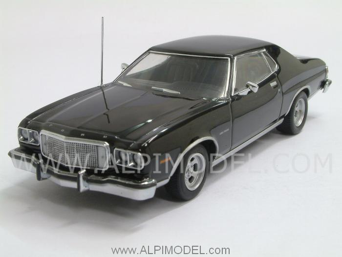 Ford Torino 1976 (Black) by minichamps