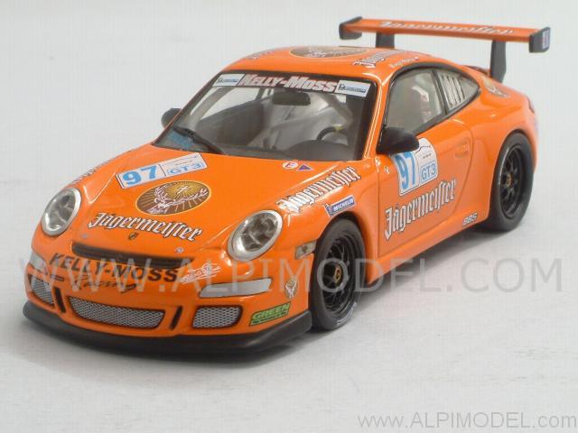 No 97 CT3 Cup Sebring 2008 Jägermeister Porsche 911 GT3