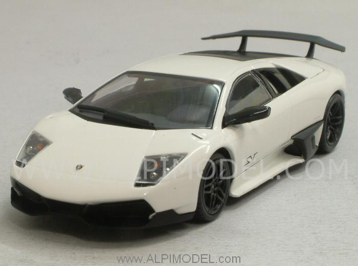 Minichamps 400103941 Lamborghini Murcielago Lp670 4 Sv White 1 43