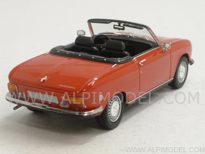 minichamps 400112730 peugeot 304 cabriolet 1972 red 1 43. Black Bedroom Furniture Sets. Home Design Ideas