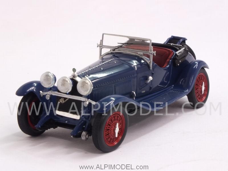 Alfa Romeo 6C 1750 G.s 1930 Blue 1:43 Model MINICHAMPS