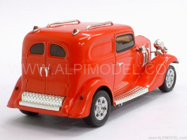 American Hot Rod (Red) - minichamps