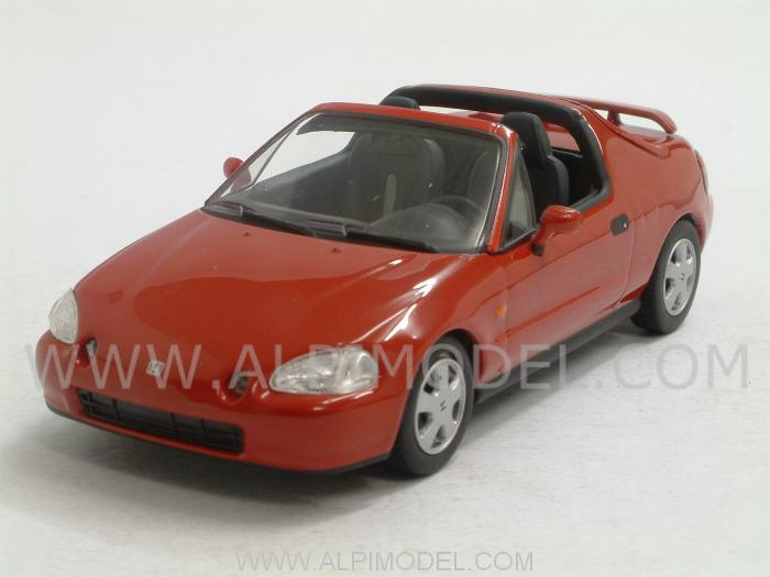 Honda CRX Del Sol 1993  (Red) by minichamps