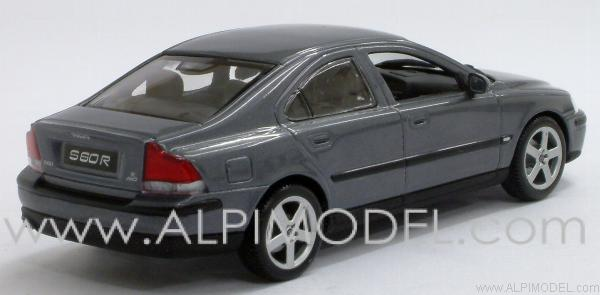 Minichamps 400171361 Volvo S60r 2003 Titanium Grey Metallic 143