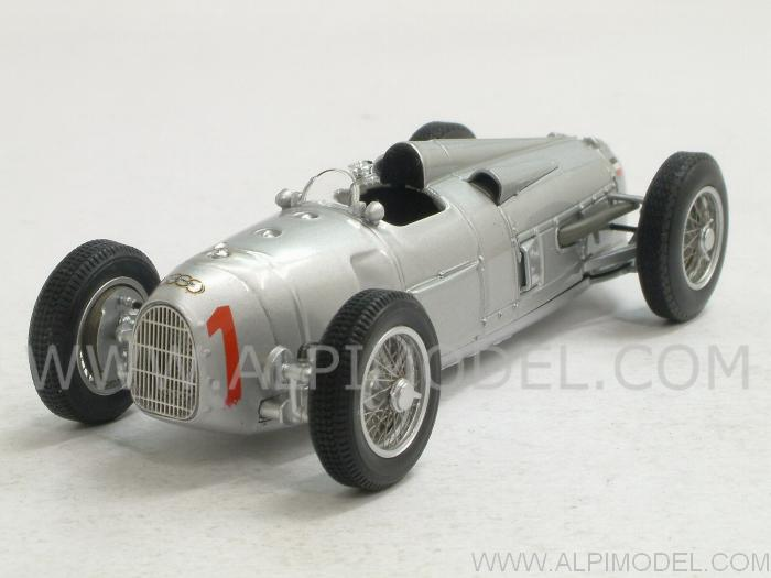 Auto Union Typ A  Winner GP Germany 1934 Hans Stuck by minichamps