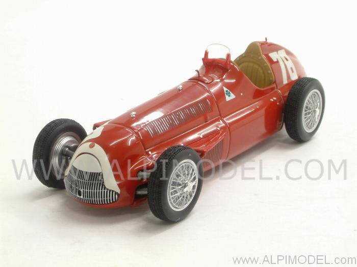 Alfa Romeo Alfetta 159 GP Germany 1951 P. Pietsch by minichamps