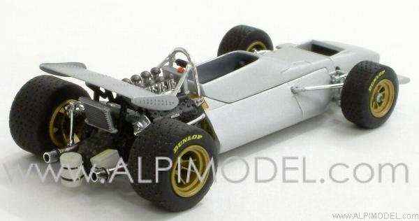 De Tomaso Ford 505/38 - Frank Williams Racing Team - Factory Roll Out. - minichamps