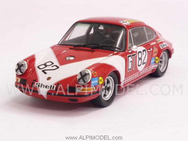 Porsche 911s Kremer Racing Neuhaus Kremer Class Winners Adac 1000 Km 1971 1:43