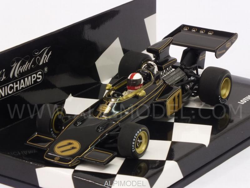 Lotus 72 Ford #11 GP USA 1972 Dave Walker - minichamps
