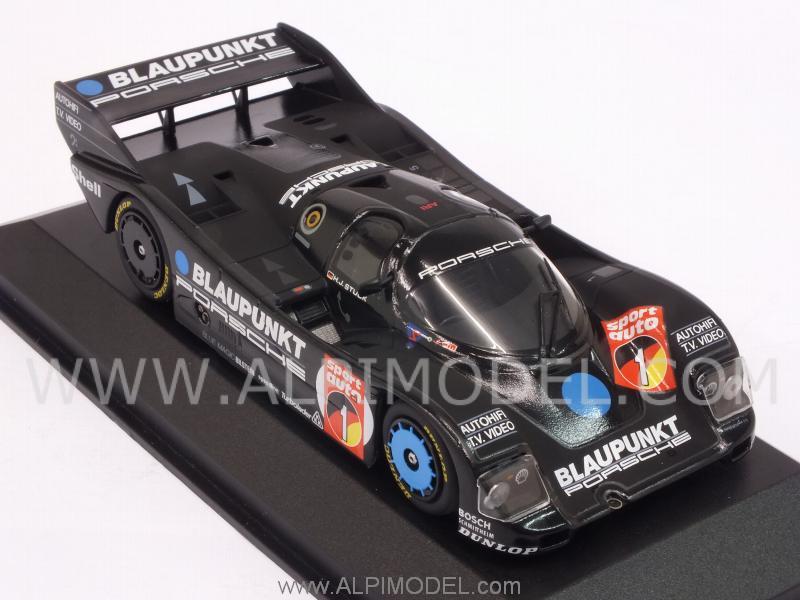 Stuck 1:43 Minichamps Porsche 962C #1 Nürburgring Supersprint 1986 H.J