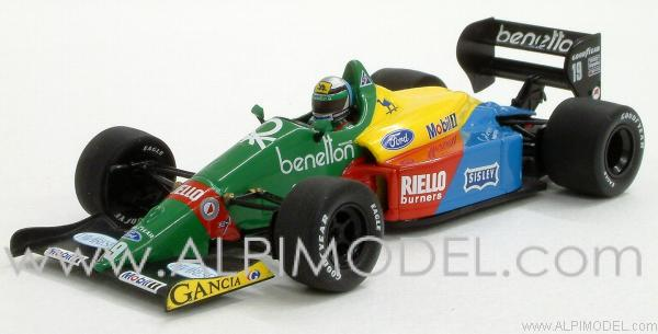 Benetton B188 Ford 1988 Alessandro Nannini by minichamps