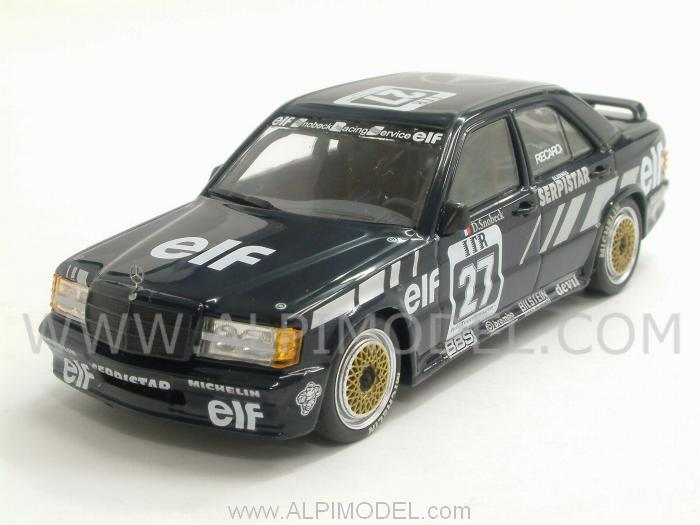 Mercedes 190 E 2.3-16 Dany Snobeck DTM 1988 by minichamps