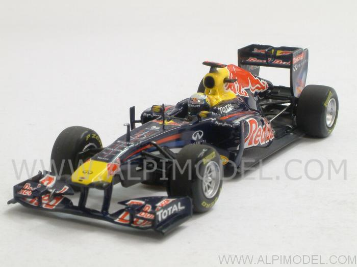 Red Bull RB7 World Champion 2011  Sebastian Vettel by minichamps