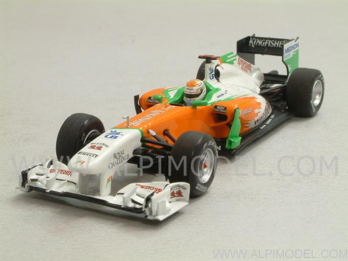 Force India VJM04 2011 Adrian Sutil by minichamps