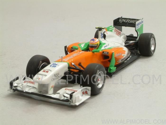 Force India VJM04 2011 Paul Di Resta by minichamps