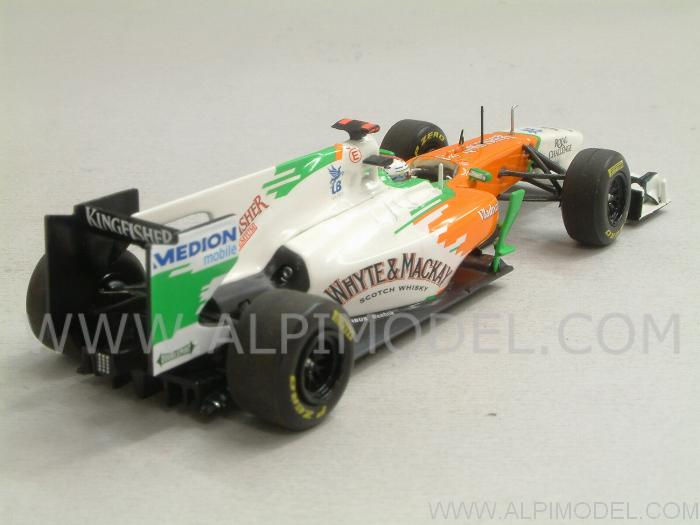 Force India F1 Showcar 2011 Adrian Sutil - minichamps