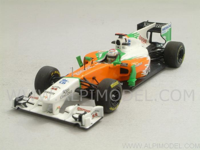 Force India F1 Showcar 2011 Adrian Sutil by minichamps