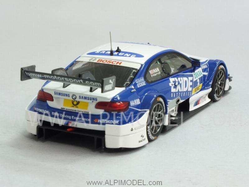 Bmw M3 2012 >> minichamps BMW M3 DTM E92 #2 DTM 2012 J. Hand (1/43 scale model)
