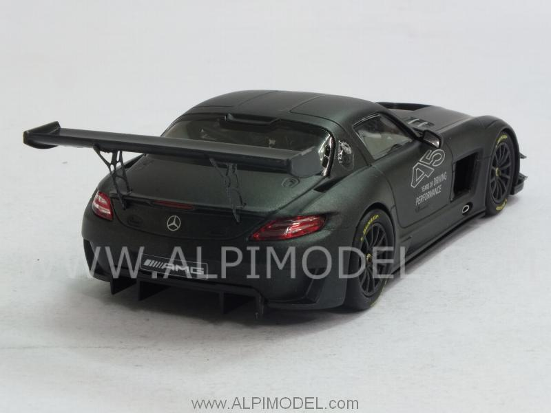 Mercedes SLS AMG GT3 2012 45 Years Driving Performance - minichamps