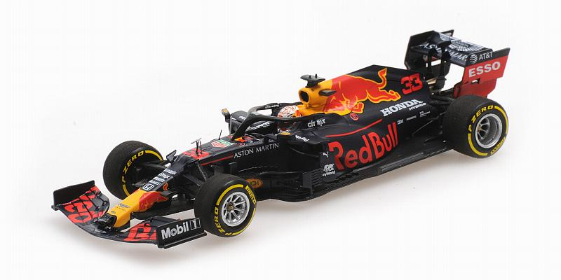 Red Bull RB16 Launch Spec 2020 Max Verstappen by minichamps