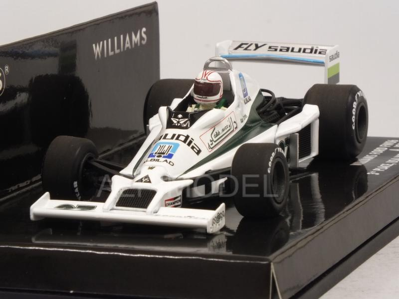 Williams FW06 Ford #27 GP USA West 1979 Alan Jones by minichamps