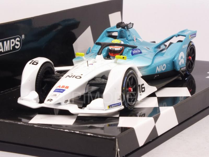 NIO #16 Formula E Season 5 Olivier Turvey by minichamps