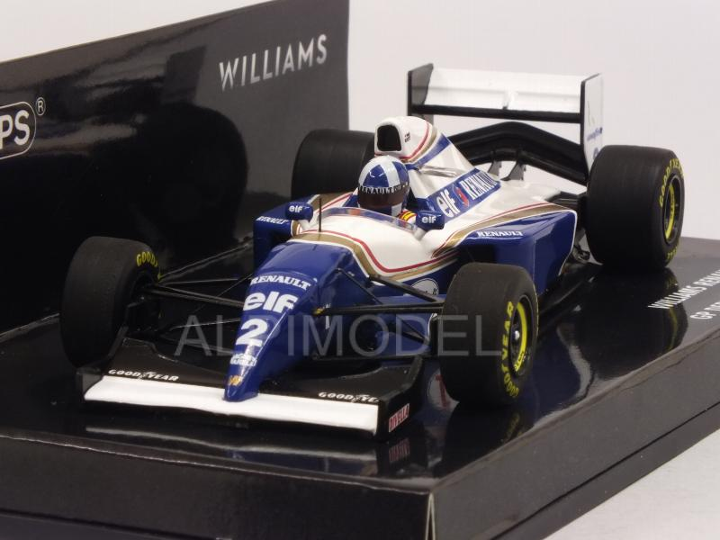 Williams FW16 Renault #2 GP Spain 1994 David Coulthard 1st GP by minichamps